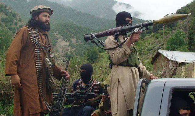 عناصر حركة طالبان