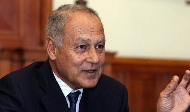 الأمين العام لجامعة الدول العربية السفير أحمد أبو الغيط