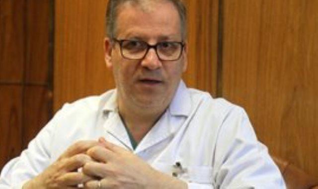 حازم خميس مدير مستشفى وادى النيل