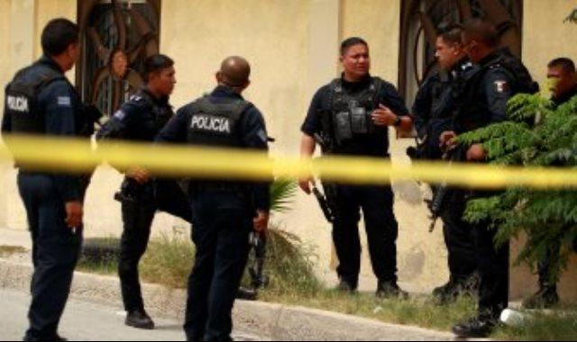 الشرطة المكسيكية,