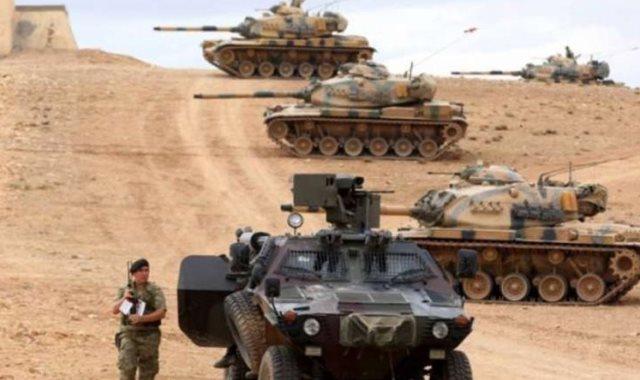 جيش العدوان التركي