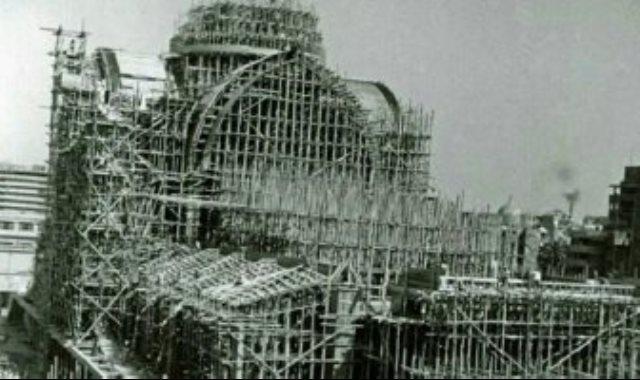 تشييد كاتدرائية العباسية