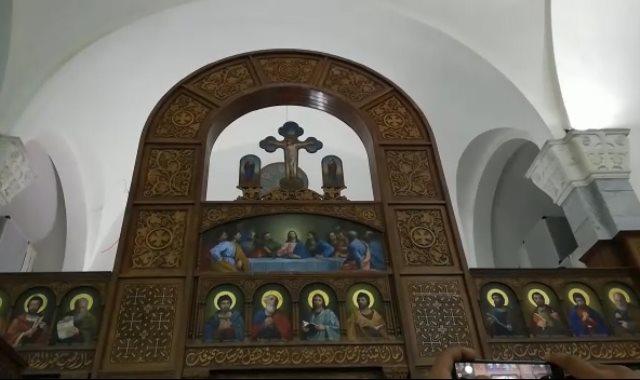 قداس عيد الميلاد المجيد بكنائس