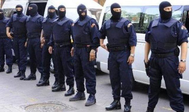 الشرطة المغربية ـ صورة أرشيفية