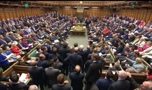 البرلمان البريطاني - أرشيفية