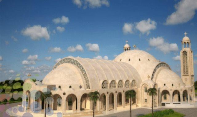 كاتدرائية السيد المسيح بالعاصمة الإدارية الجديدة