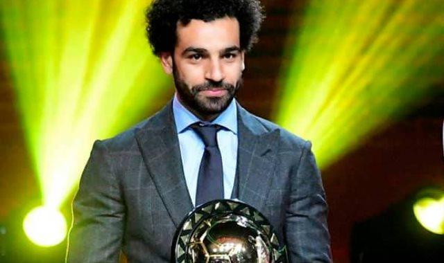 محمد صلاح أخر المتوجين بالجائزة