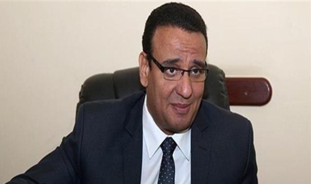 الدكتور صلاح حسب الله المتحدث الإعلامى باسم مجلس النواب