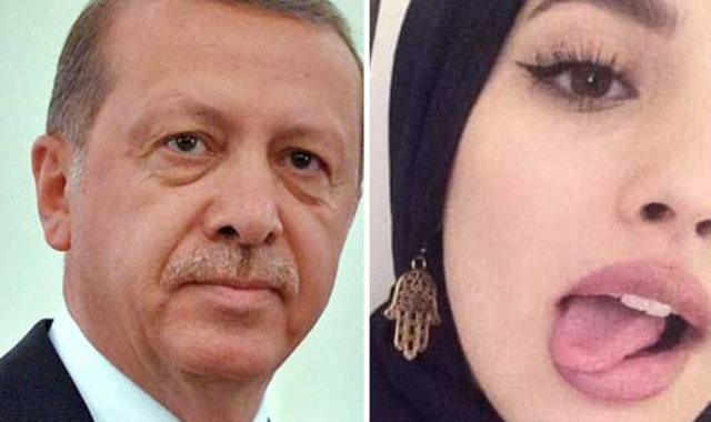 مستشارة أردوغان الجديدة التي تحمل الجنسية الأمريكية