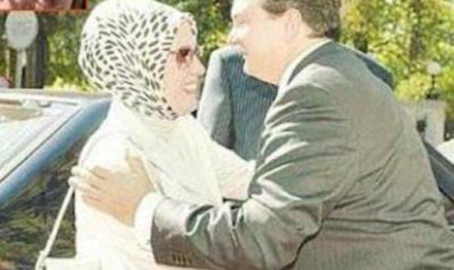 قبلة زوجة أردوغان