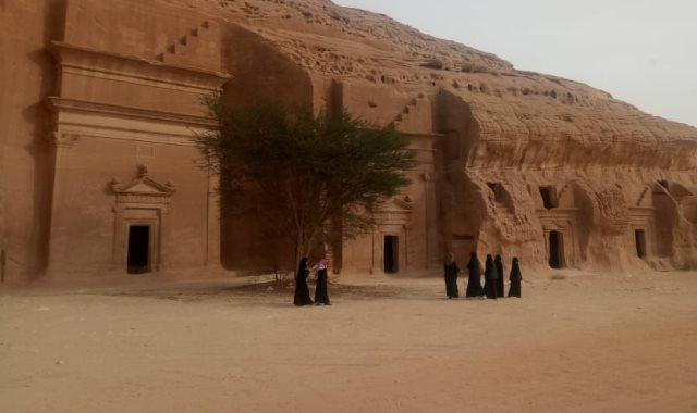 السياحية فى السعودية