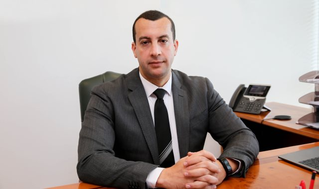 حسام الجمل مساعد وزير الاتصالات