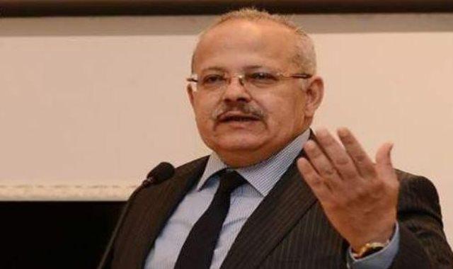 محمد عثمان الخشت، رئيس جامعة القاهرة