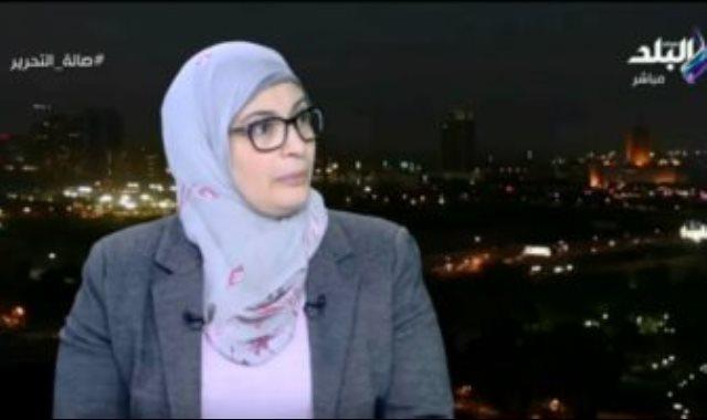 الدكتورة ناهد يوسف رئيس جهاز تنظيم إدارة المخلفات بوزارة البيئة