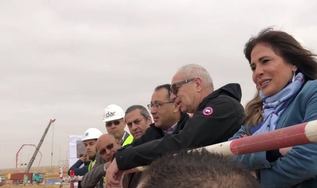 صورة الدكتور مصطفى مدبولى رئيس الوزراء