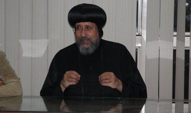 الأنبا أرميا رئيس المجلس الثقافى الأرثوذوكسى