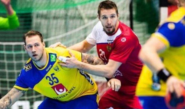 مباراة السويد وقطر