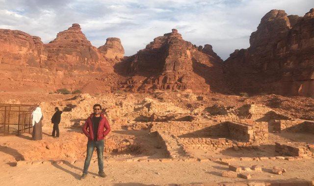 """المناطق الأثرية بمحافظة """"العلا"""" االسعودية"""