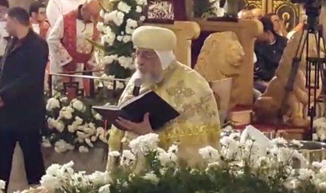 البابا تواضروس