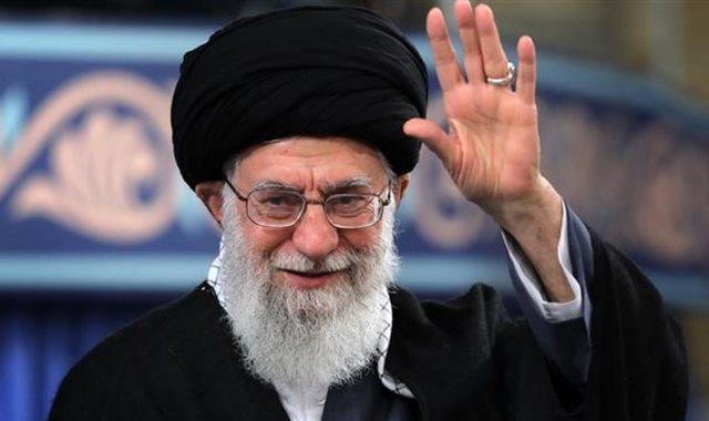 على خامنئي المرشد الأعلى للثورة الإيرانية