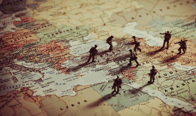 تفجير الدورية الأمريكية بشمال سوريا