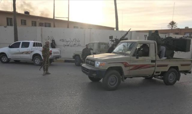 اشتباكات في ليبيا - أرشيفية