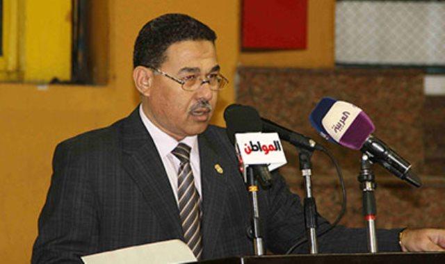 اللواء دكتور عصام أبو العز مساعد وزير الداخلية للشرطة اللاحقة