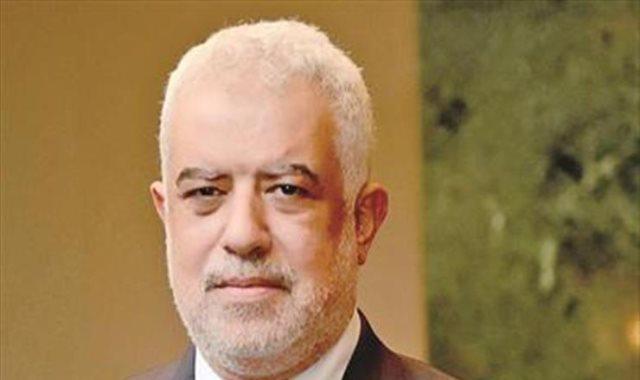 ناصر تركى عضو مجلس إدارة اتحاد الغرف السياحية