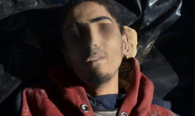 احد الارهابيين