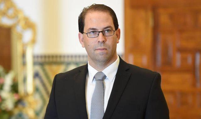 يوسف الشاهد رئيس حكومة تونس