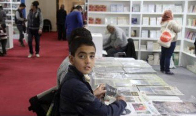 الجامعة الأمريكية تغلق جناحها فى معرض القاهرة للكتاب