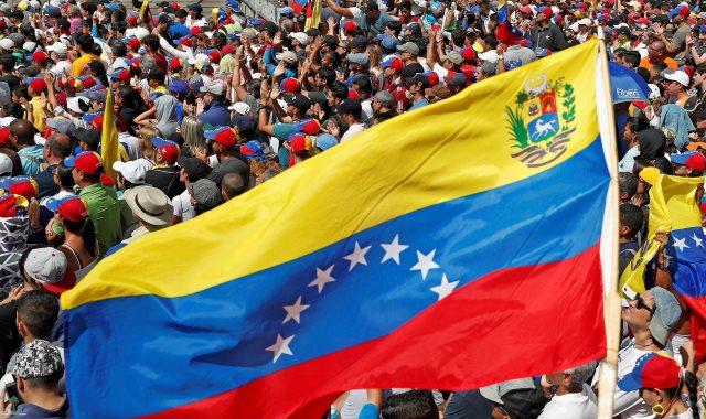 تظاهرات فنزويلا