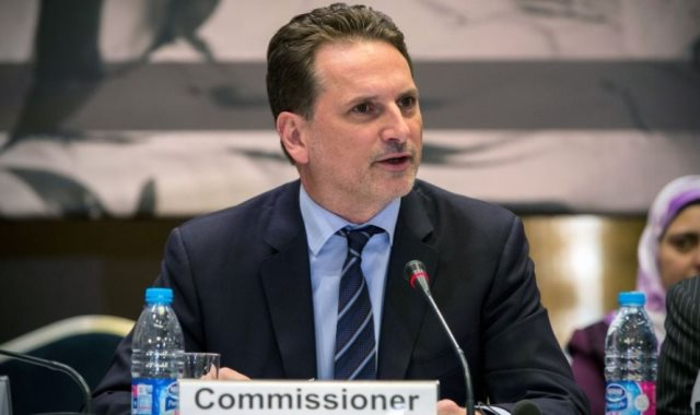 بيير كرينبول - المفوض العام للأونروا