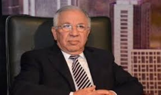 المهندس حسن عبد العزيز رئيس الاتحاد المصري لمقاولي التشييد والبناء