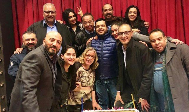 عيد ميلاد محمد هنيدى