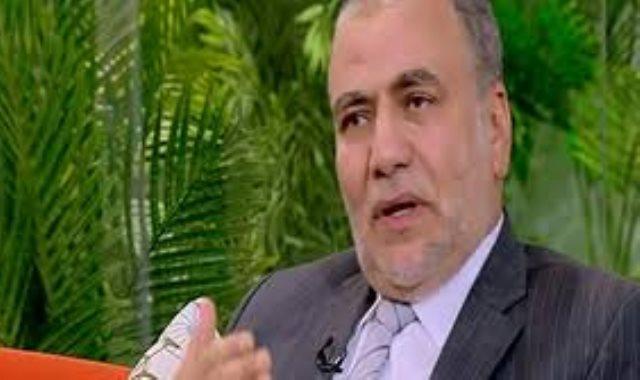 سمير عبد المجيد مدير تنمية المشروعات الصغيرة بالقاهرة