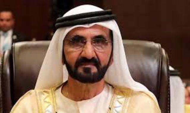 حاكم دبى الشيخ محمد بن راشد