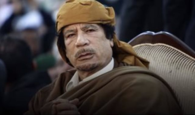 الرئيس القذافى