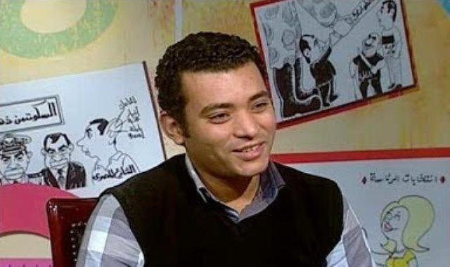 الفنان أحمد قاعود