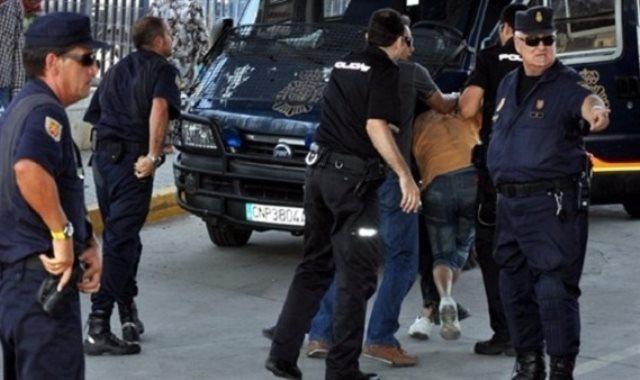 الشرطة الاسبانية - أرشيفية