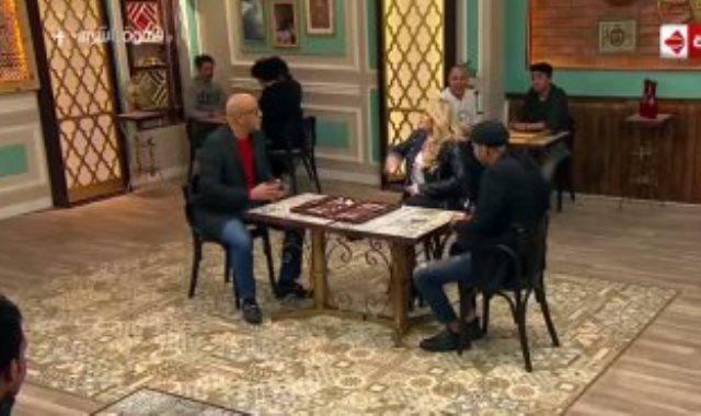 مها أحمد وأشرف عبد الباقي