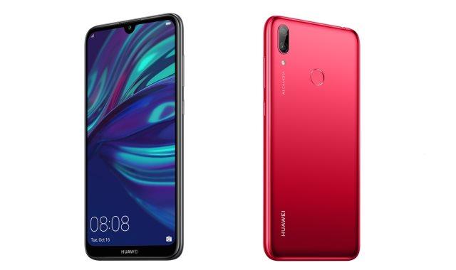 هاتف هواوي Y7 Prime 2019 يحقق مبيعات قياسية في أول يومين من طرحه