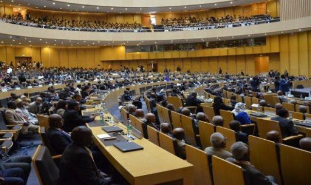 القمة الإفريقية بأديس أبابا