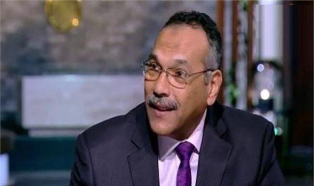 محمد شيرين المشرف على الإدارة المركزية لشؤون مكتب وزير الإنتاج الحربي
