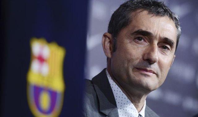"""برشلونة ضد خيتافي .. تصريح غير متوقع لـ""""فالفيردي"""""""