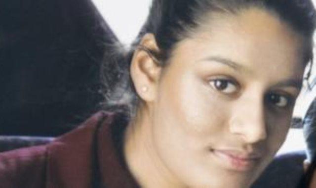 شاميما بيجوم - الطالبة البريطانية