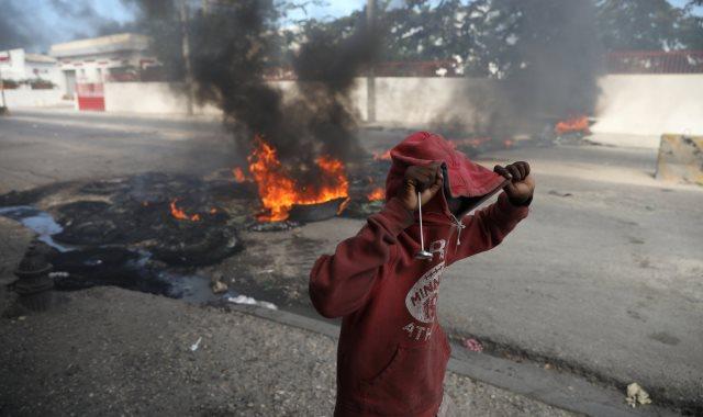 اعمال اعنف فى هايتى