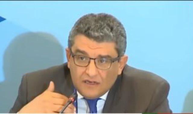 السفير محمد البدرى - نائب وزير الخارجية