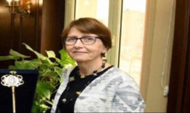 سفيرة فنلندا بالقاهرة