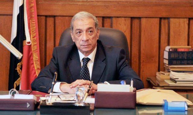 الشهيد المستشار هشام بركات النائب العام السابق